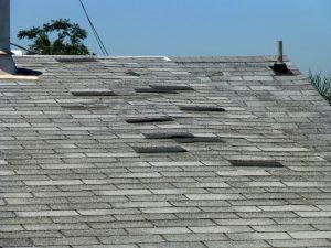 Old Asphalt Shingle Roof