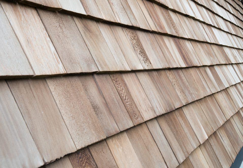 Cedar Wood Shingles