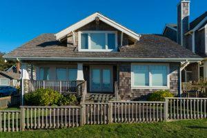 Cedar Shingles Home