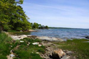 Yarmouth, Maine Ocean