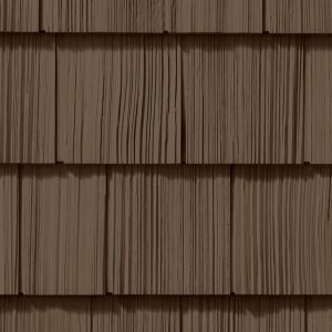 Brown Cedar Shake Shingles