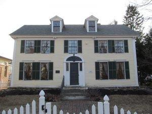 Baxter House Gorham ME