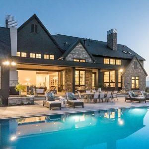 Andersen Windows Pool Home